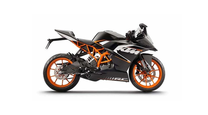 drive away with a ktm rc 125 and a great finance deal from ams