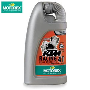Picture of Motorex Racing 4T 20/60w