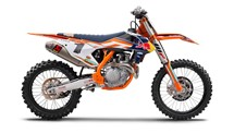 Show details for KTM 450 SX-F Factory Edition