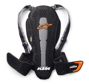 Picture of NUCLEON KR-2 BACK PROTECTOR