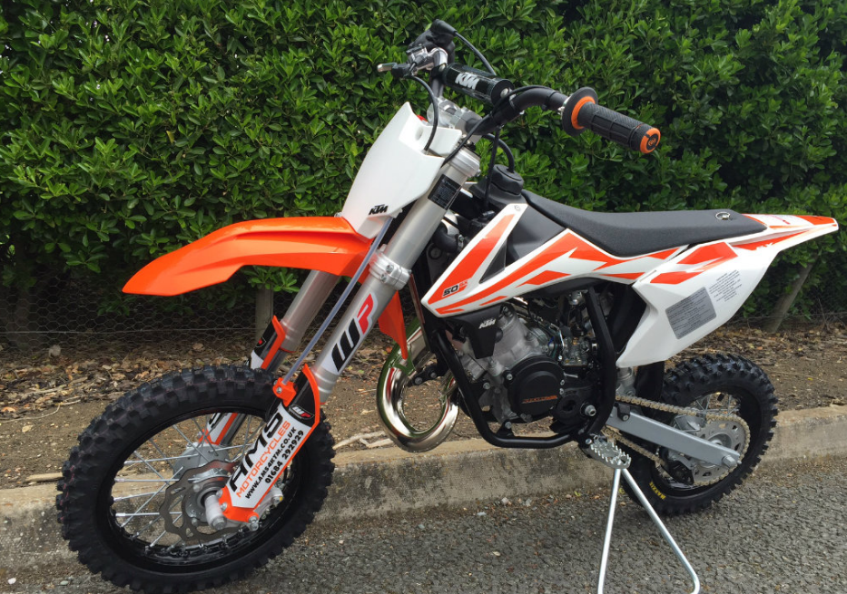AMS Deal of the Week: 2017 KTM 50 SX | AMS Motorcycles