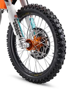 """Picture of Factory front wheel 1.6x21"""""""