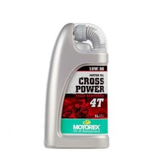 Picture of Motorex Cross Power 4T 10/60w