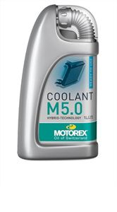 Picture of Motorex Coolant M5.0 1 Litre
