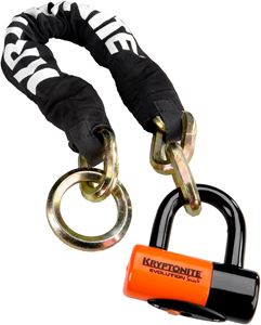 Picture of New York noose (12mm/130cm) - with EV series 4 disc lock