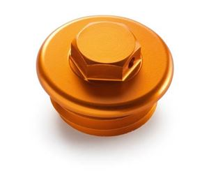 Picture of Factory oil plug