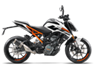 Picture of KTM 125 DUKE