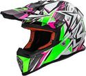 Picture of LS2 MX437 STRONG PINK YOUTH L