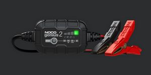 Picture of NOCO GENIUS BATTERY CHARGER  2 UK