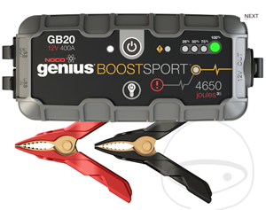 Picture of NOCO GENIUS BOOST PACK 12V 400A  LITHIUM JUMP STARTER