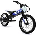 "Picture of Yotsuba 16"" Electric Bike Black w Red/Blue Decal"