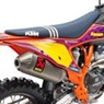 Picture of KTM 250 SX‑F TROY LEE DESIGNS 2021