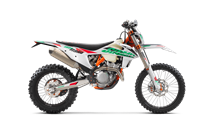 Show details for KTM 250 EXC-F SIX DAY 2021